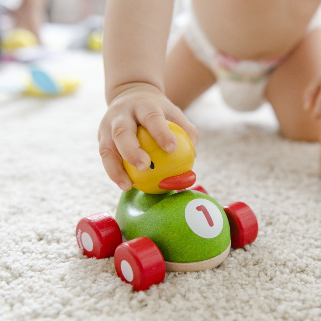 Best cleaner for baby toys and high chairs