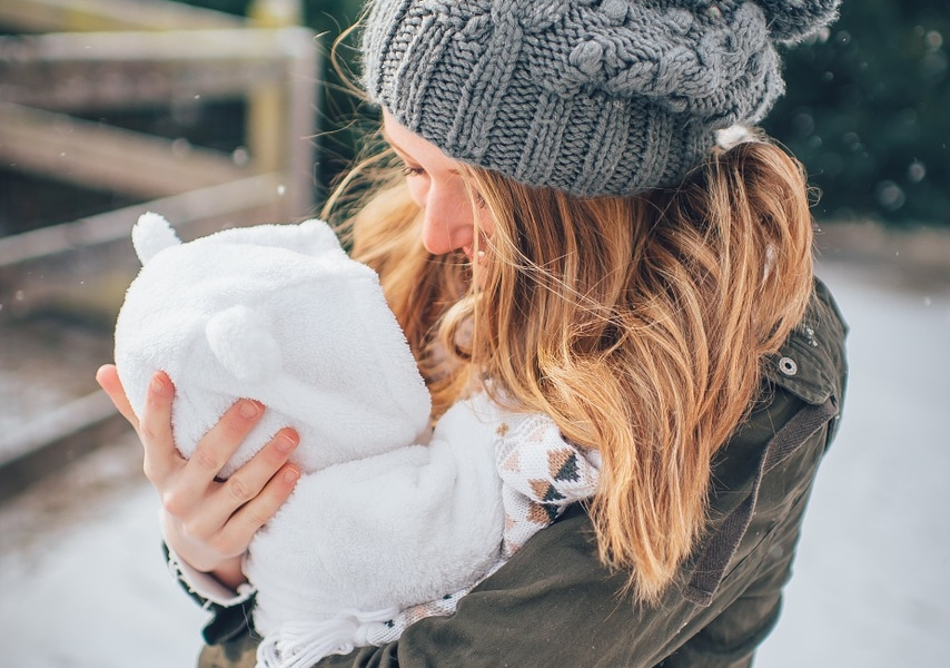 Best Depends for Postpartum bleeding