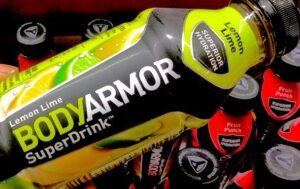 does body armor drink increase breast milk