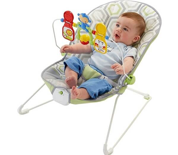 When Do Babies Outgrow Swings